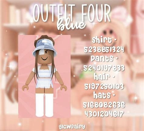 Pin on chyanne1105 - girl outfits cute roblox avatars 2021