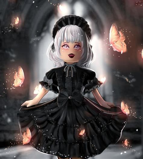 Pin by Emilie B. Luo on Royal high in 2020  Roblox ... - royale high cute anime girl roblox id