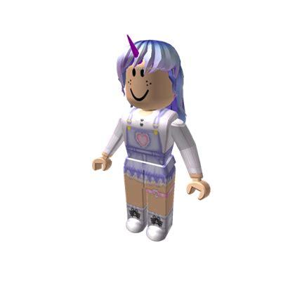 Kawaii Unicorn Girl - Roblox - unicorn roblox cute girl wallpaper