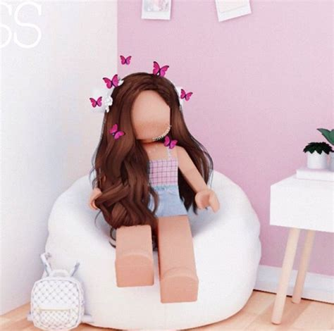 Pin on tik tok roblox acc - cute pink aesthetic pastel roblox gfx girl