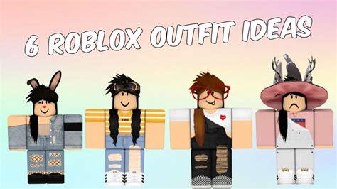 Aesthetic Roblox Avatars Boys - aesthetic outfits cute roblox girl avatar ideas