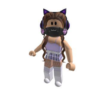 Profile - Roblox - roblox cute girl pic
