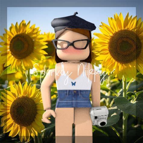 Gfx Roblox Girl Aesthetic Black & Gfx Roblox Girl ... - girl aesthetic style girl cute aesthetic roblox avatars