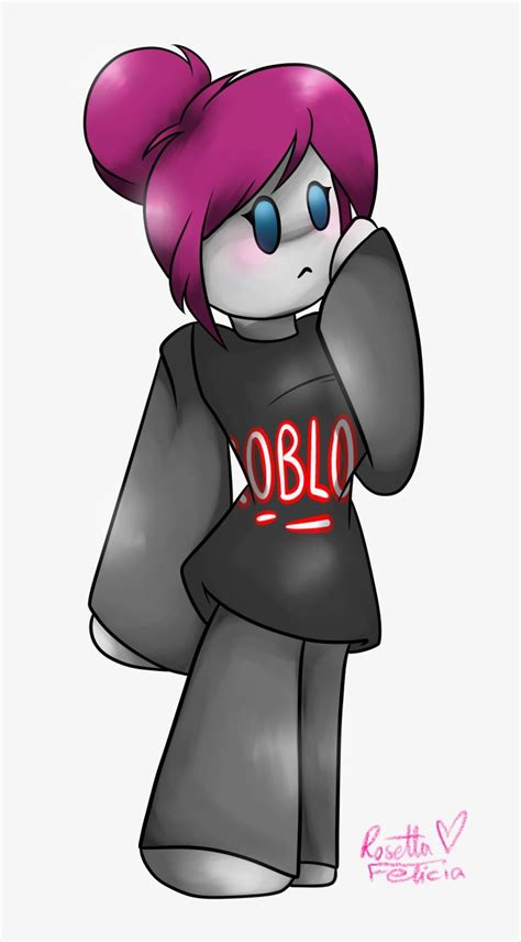 Cute Roblox Girls With No Face : My character on roblox ... - roblox cute girl pictures