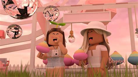 𝐂𝐚𝐫𝐧𝐢𝐯𝐚𝐥 𝐠𝐟𝐱! 🎡🎀🧸  Roblox animation, Cute tumblr ... - unicorn roblox cute girl wallpaper