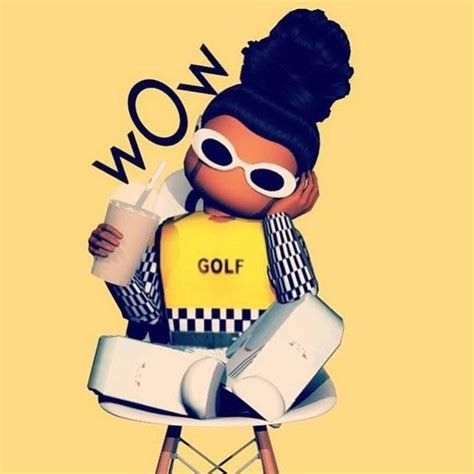Pin by Ourania Savell on Roblox in 2020  Roblox pictures ... - aesthetic cute black girl roblox avatars