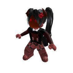 Another demonic child  Minecraft girl skins, Black hair ... - girl outfits cute roblox avatars 2021
