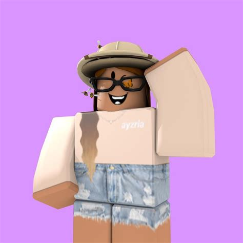 Cool Roblox Avatars Cute Aesthetic Cute Roblox Gfx Girl ... - robux girl aesthetic style girl cute cute roblox avatars