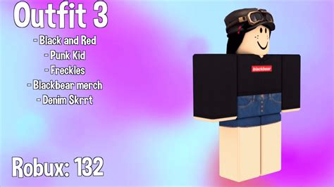 10 AWESOME ROBLOX OUTFITS (UNDER 155 ROBUX)!!!!! - YouTube - girl outfits cute roblox avatars 2021