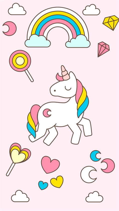 Ultra HD Cute Unicorn Wallpaper For Your Mobile Phone ...0070 - unicorn roblox cute girl wallpaper