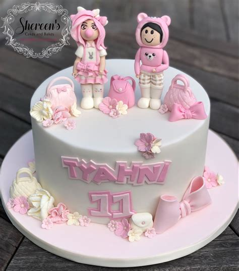 Pin on Roblox - roblox cute girl roblox cake ideas for girls