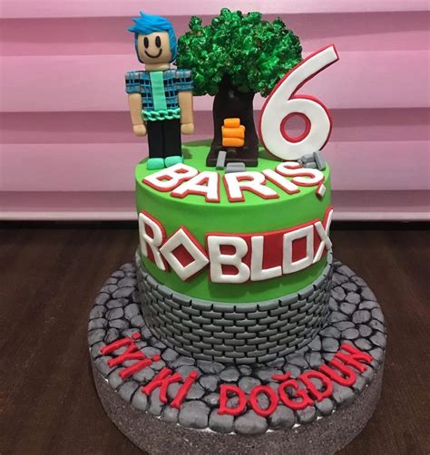 Pin on Kids And Grandkids - roblox cute girl roblox cake ideas for girls
